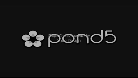 After Effects Project - Pond5 Simple Credits End Crawl Template 35513881