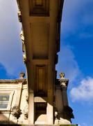 Archway Perspective, Bath England Stock Photos