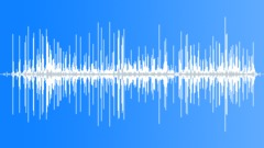 Bubble Insulation Cut - crunch crinkle pop - sound effect