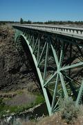 Crooked River Bridge - stock photo