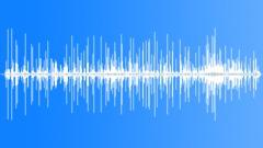 Bubble Insulation Cut Slow - crunch crinkle pop Sound Effect