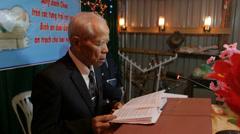 Christian Home Church Vietnamissa Arkistovideo
