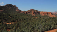 Stock Video Footage of Pristine park land in Sedona, AZ