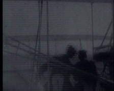 Wright Brothers First Tests 07 - First Military Tests Stock Footage