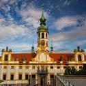 Stock Photo of prague pilgrim place loreta