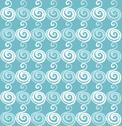 Stock Illustration of wave pattern (seamlessly tiling). seamless wave background.ocean texture, wav