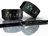 Stock Illustration of smart watch for adv or others purpose use