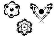 Stock Illustration of science symbols