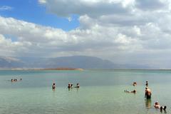 Kuolleenmeren mineraaleja - israel Kuvituskuvat
