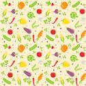 Stock Illustration of seamless vegetable texture