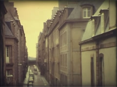 France 1970s - Super 8mm film 2. Archival. - stock footage