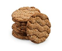 Wholegrain Crispbreads - stock photo