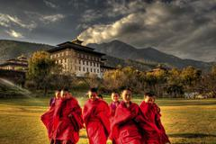 Bhutan Stock Photos