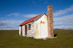 Stock Photo of old hut