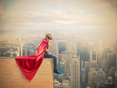 Supersankari kid Piirros