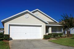 Florida Home - stock photo