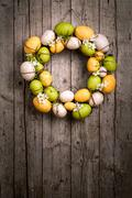 Stock Photo of easter wreath