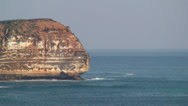 Stock Video Footage of 12 Apostles Rock Formations on the Great Ocean Road