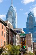 Stock Photo of Philadelphia, Pennsylvania skyline