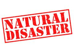 Stock Illustration of Natural Disaster