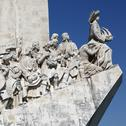 Stock Photo of memorial for the discoverers in lisbon portugal