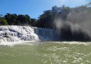 Stock Photo of agua azul