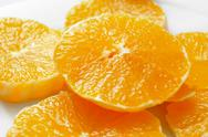 Stock Photo of orange slices
