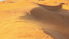 Desert_Landscape,Dunes_In_The_Desert(move) Stock Footage
