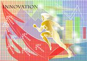 Stock Illustration of innovation