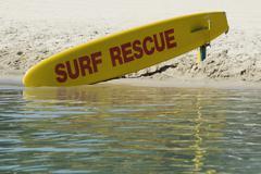 Surf Rescue Stock Photos