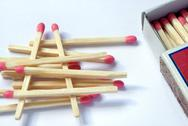 Stock Photo of matches
