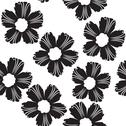Stock Illustration of Flowers  pattern