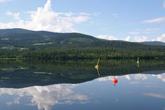 Stock Photo of Lake