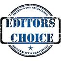 Stock Illustration of Editors choice