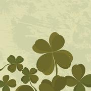 Saint Patrick Stock Illustration