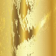 Gold - stock illustration