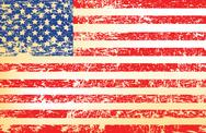 Stock Illustration of US flag