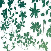 Stock Illustration of Foliage