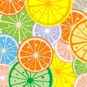 Stock Illustration of Seamless lemon