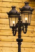 Old street light Stock Photos