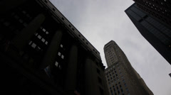 Board of Trade Building in Chicago, Illinois - stock footage