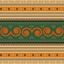 Stock Illustration of Thailand traditional pattern