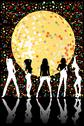 Stock Illustration of Disco party design