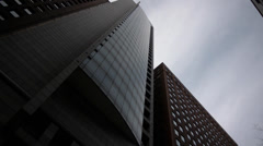 Monadnock Building in Chicago, Illinois Stock Footage