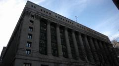 Burnham Center, Chicago, Illinois Stock Footage