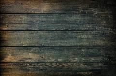 Grunge dark wood texture or background shimmer - stock photo