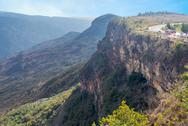 Stock Photo of chicamocha canyon view