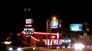 Stock Video Footage of Body Shop Strip Club On Sunset Boulevard- West Hollywood CA