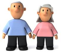 Couple Stock Illustration