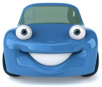 Car - stock illustration